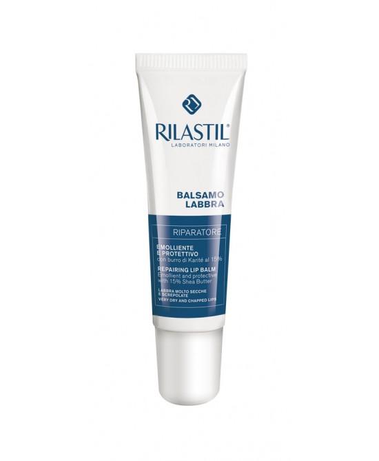 Rilastil Labbra Balsamo 15ml - Farmalke.it