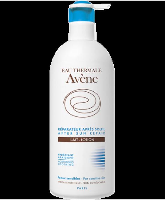 Avène Ristrutturante Doposole Latte 400ml - FARMAEMPORIO