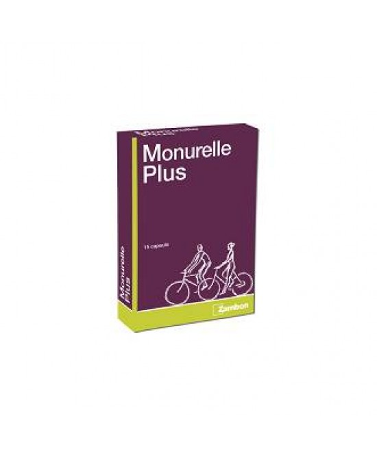 Monurelle Plus Dispositivo Medico15 Capsule - Farmafamily.it