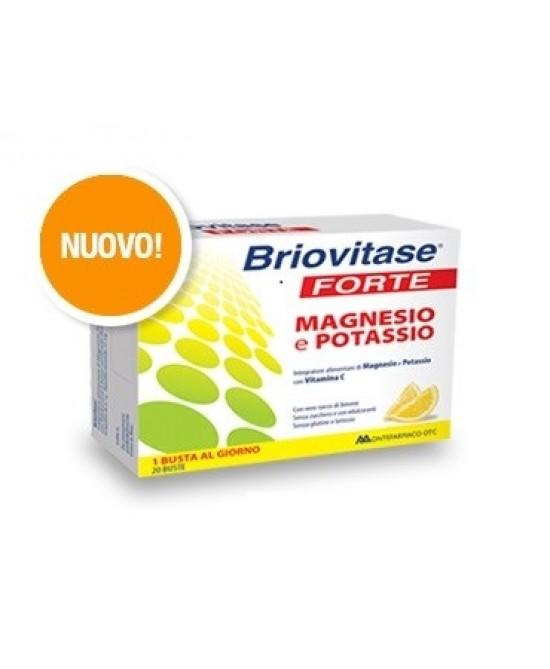 Briovitase Forte Integratore Alimentare 20 Bustine - La tua farmacia online