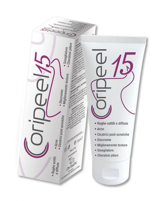 CORIPEEL 15 75 ML - Farmaseller