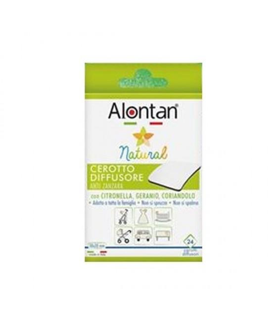 Alontan Natural Cerotto Anti Zanzare - Farmabros.it
