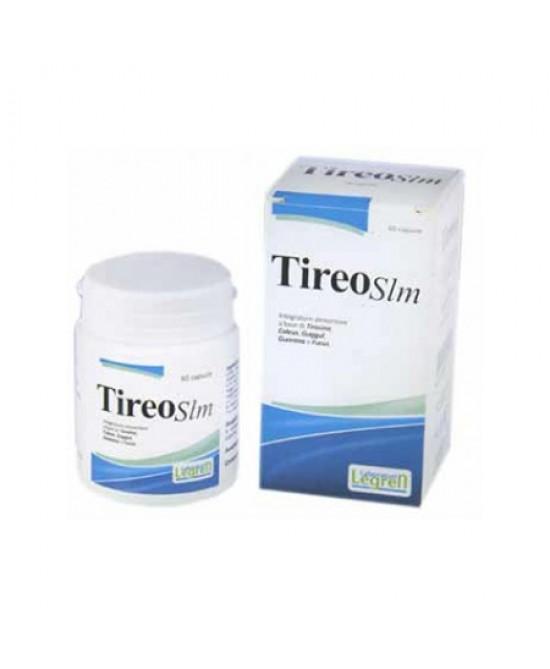 TIREO VIS 60 CAPSULE - Farmaci.me