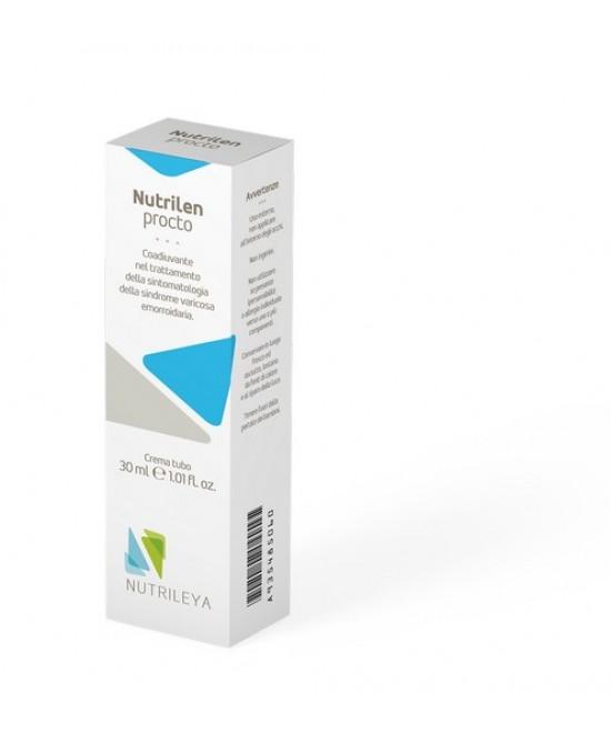Nutrileya Nutrilen Procto Crema 30ml - Farmabros.it