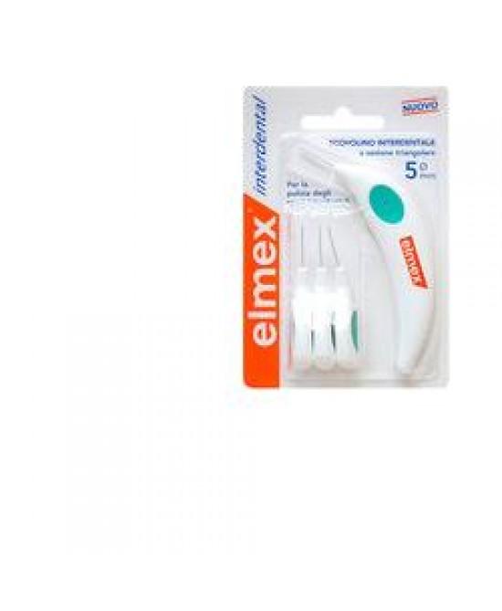 Elmex Scov 5mm 6test+manico - Farmacia 33