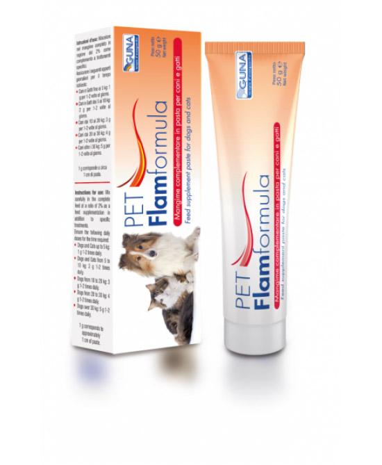 Guna PET Flamformula Mangime Complementare (Pasta) 50g - Farmacistaclick