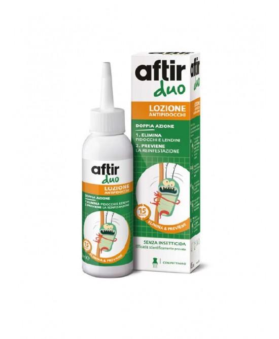 Meda Pharma Aftir Duo Lozione Antipidocchi 100ml - FARMAPRIME
