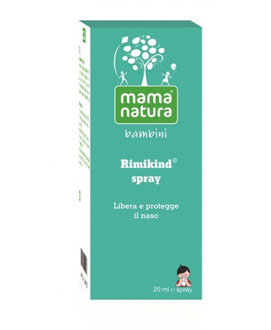 Mama Natura Rimikind Spray 20ml - Farmapage.it