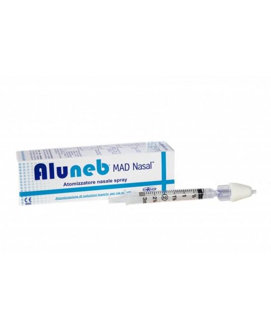 Sakura Aluneb Mad Nasal Atomizzatore Nasale Spray 3ml - Zfarmacia