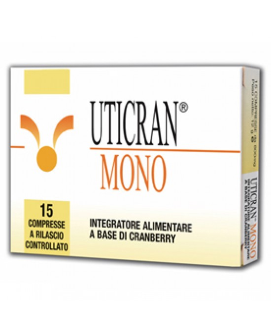 Uticran Mono 15cpr - Farmapc.it