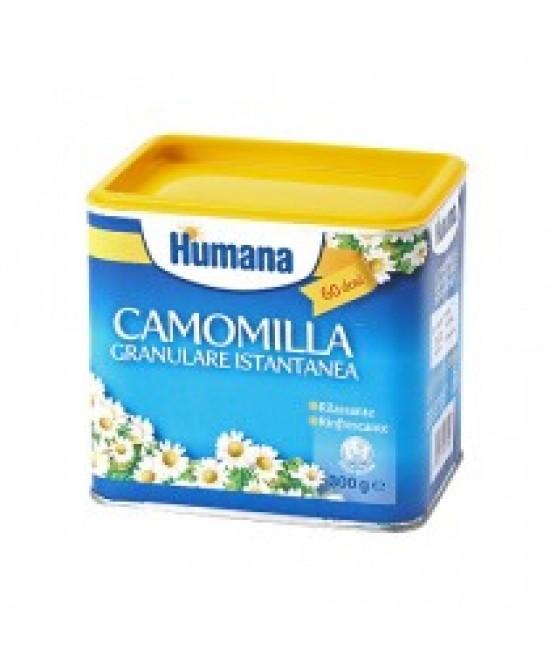 Humana Camomilla Granulare Istantanea 300g - Farmabros.it
