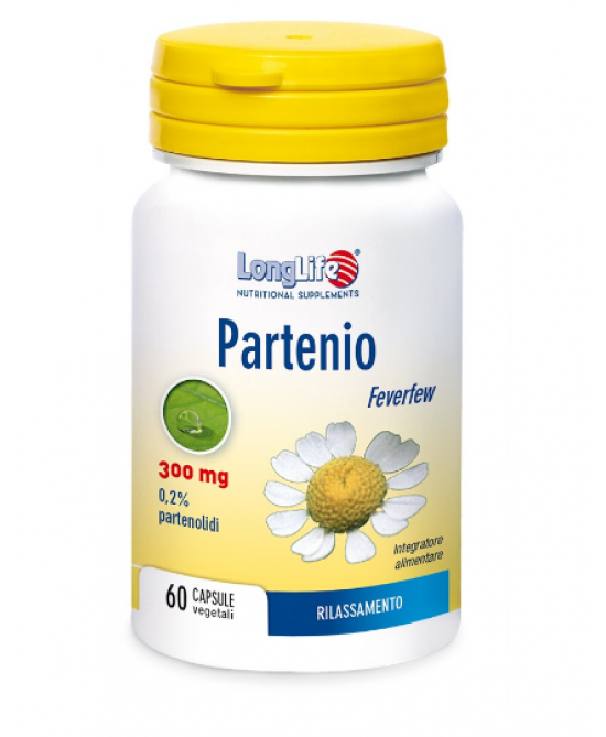 Longlife Partenio Integratore Alimentare60 Capsule Vegetali - Sempredisponibile.it