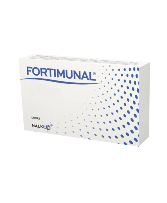 FORTIMUNAL 15 CAPSULE - farmaventura.it