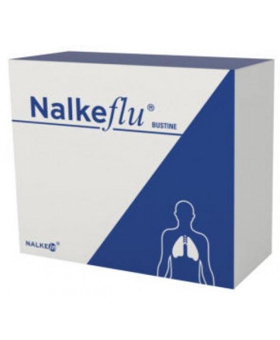 Nalkeflu Integratore Alimentare 20 Bustine - Farmafamily.it