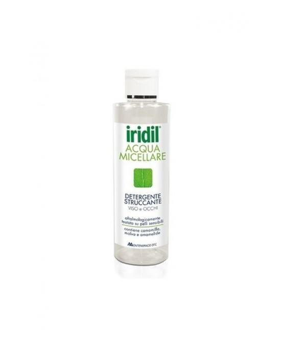 Iridil Acqua Micellare 200 ml