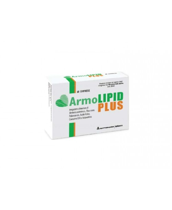 ARMOLIPID PLUS 60 COMPRESSE - Farmacia Giotti