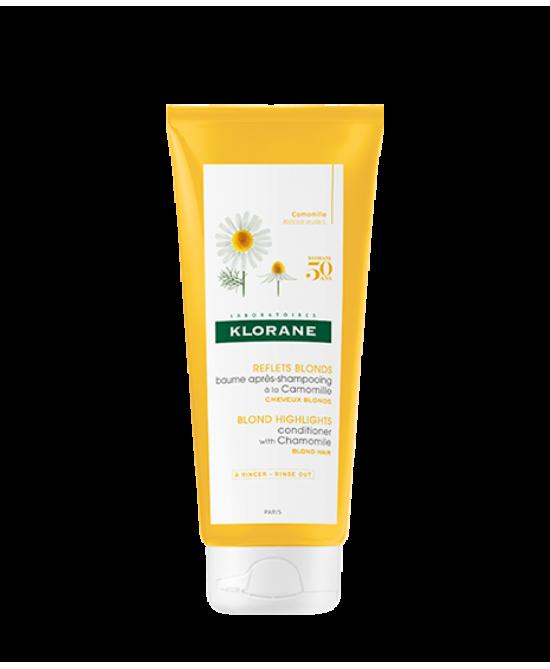 Klorane Balsamo Dopo Shampoo Alla Camomilla 200ml - Farmafamily.it