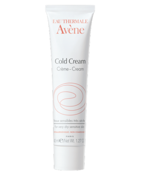Avène Cold Cream Crema Mani Concentrata 40ml - Farmajoy