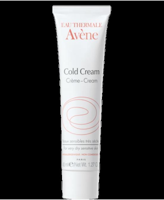 Avène Cold Cream Crema Mani Concentrata 40ml - Farmafamily.it