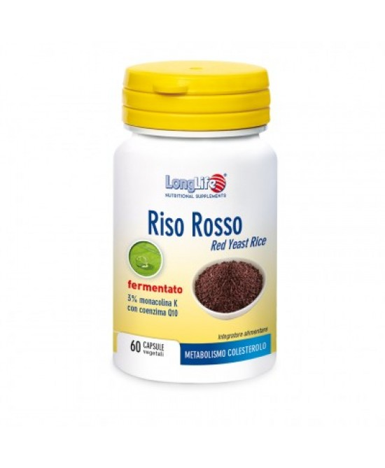 LONGLIFE RISO ROSSO FERM 60CPS-935750911