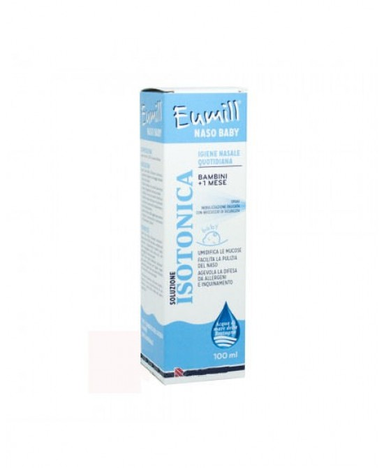 Eumill Naso Baby Spray 100ml - Farmajoy