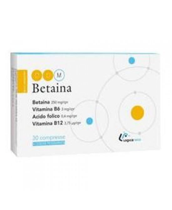 Ddm Betaina 30cpr - Farmaciaempatica.it