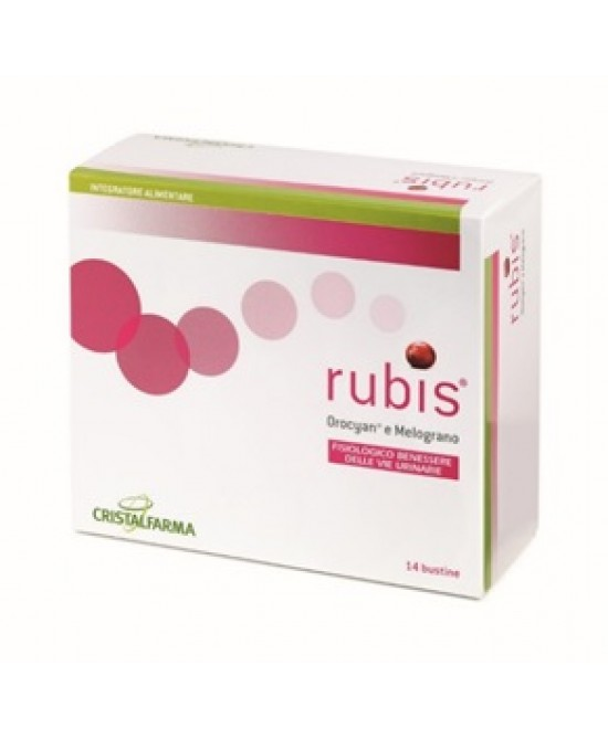 Rubis 14bust - Farmastar.it