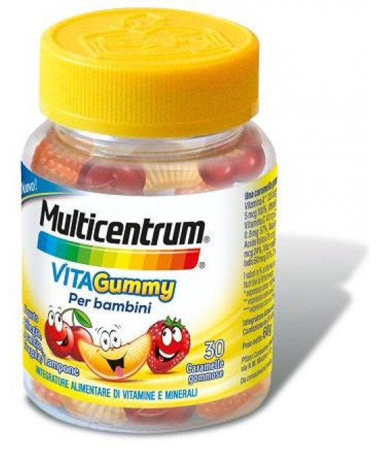 Multicentrum Vitagummy 30 Caramelle Gommose - La tua farmacia online