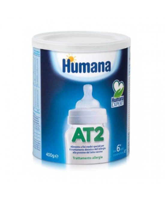 Humana AT1 Humana Expert Trattamento Allergia 400g - Farmabros.it