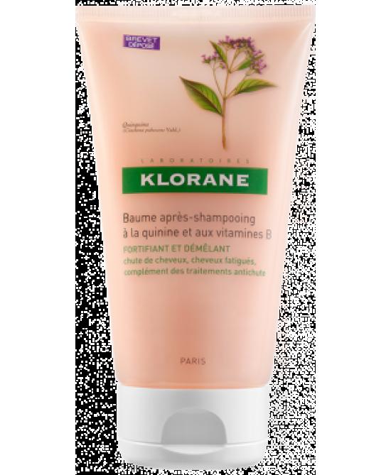 Klorane Balsamo Doposhampoo Chinina E Vitamina B 200ml - Farmaci.me