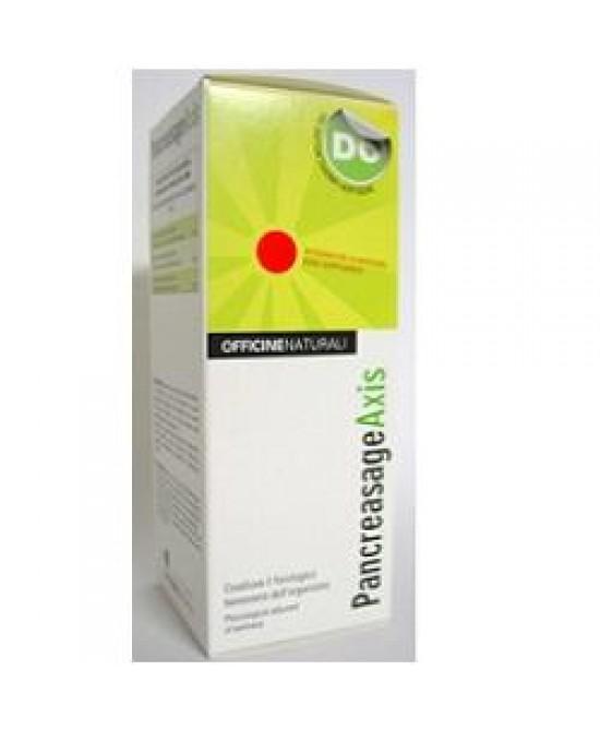 Pancreasage Axis Integratore Digestivo 50 ml