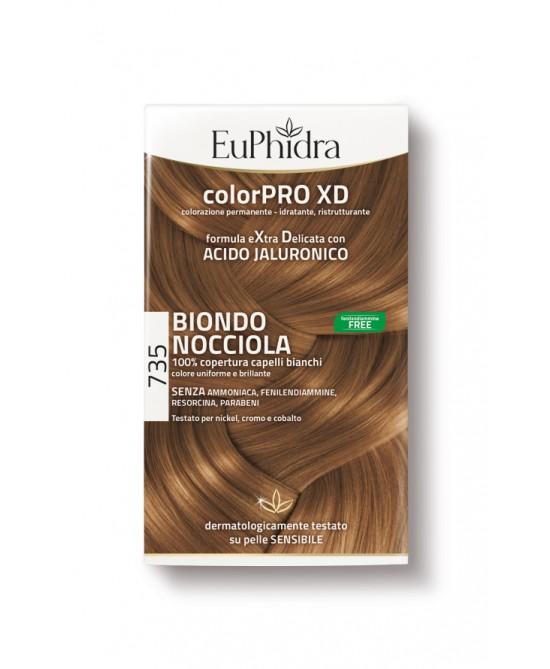 EuPhidra Colorpro XD Tintura Extra Delicata Colore 735 Biondo Nocciola - La tua farmacia online