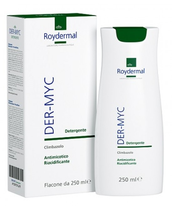 DER-MYC Detergente Md 250ml - La farmacia digitale