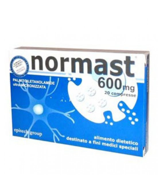 NORMAST 600 MG 20 COMPRESSE - Farmawing