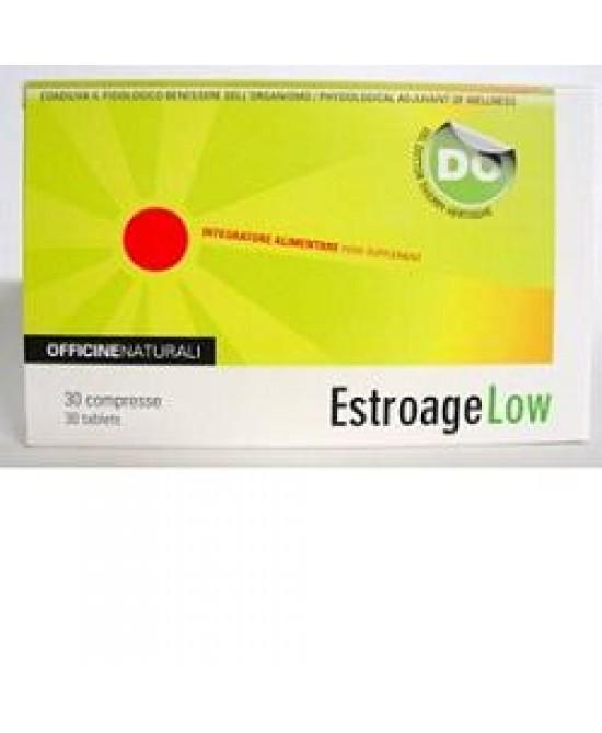 Estroage Low 30cpr 500mg - Farmacia 33