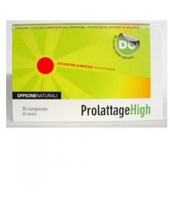 Acquistare online PROLATTAGE HIGH 30CPR 850MG