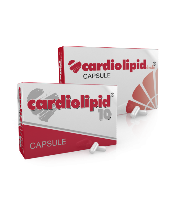 Cardiolipid 10 Integratore Alimentare 20 Bustine - Speedyfarma.it