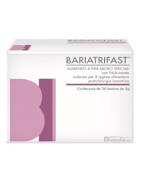 Bioitalia Bariatrifast Integratore Alimentare 30 Bustine - Parafarmacia la Fattoria della Salute S.n.c. di Delfini Dott.ssa Giulia e Marra Dott.ssa Michela