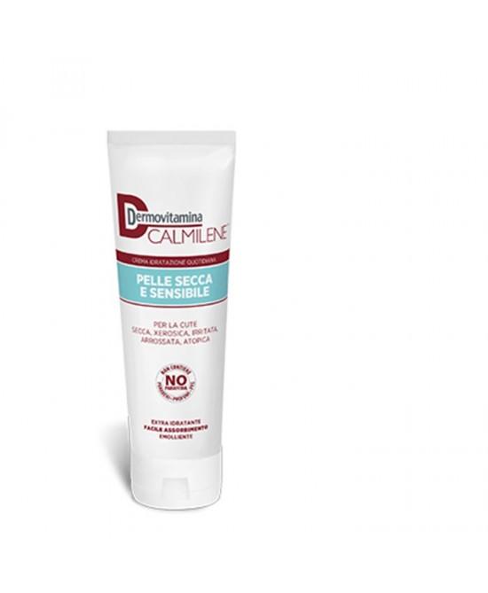 Dermovitamina Calmilene Crema Pelle Secca e Sensibile 250 ml