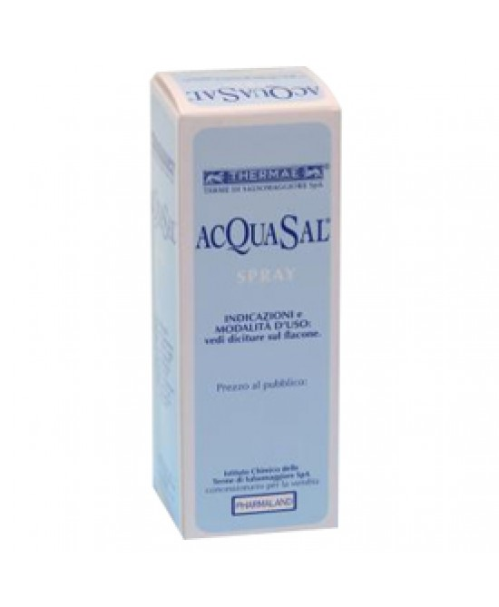 Acquasal Spray 100ml - Farmastar.it