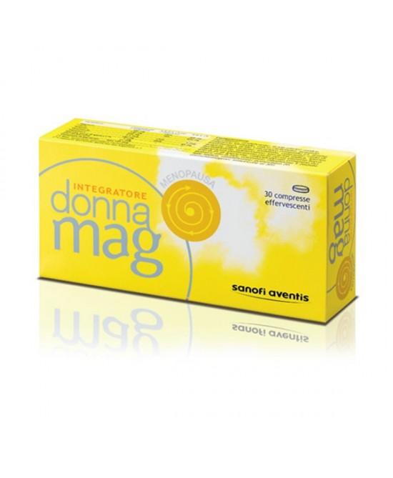 DonnaMag Menopausa Integratore Alimentare 30 Compresse Effervescenti -