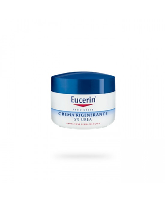 Eucerin 5% Urea Crema Rigenerante Con Carnitina 75ml