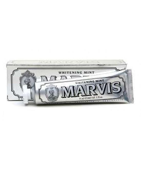 Marvis Dentifricio Whitening 75ml Dentifricio