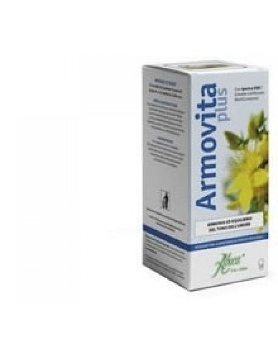 Aboca Armovita Plus 100 Opercoli Da 500mg - Farmastar.it