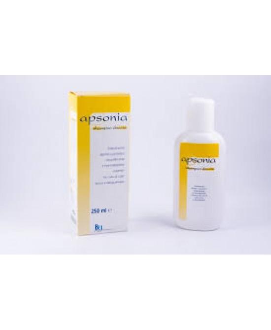 Apsonia Shampoo Doccia Cute Secca 250ml