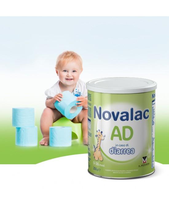 Menarini Novalac Ad Diarrea 250g - Farmacistaclick
