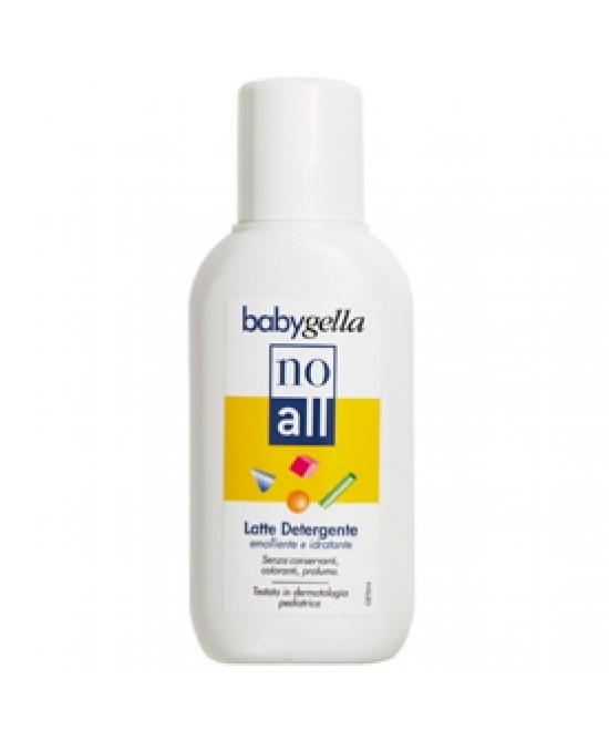 Babygella Noall Latte Detergente 50ml - Farmia.it
