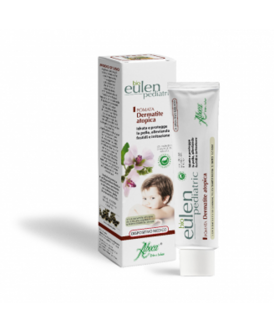 BIOEULEN PEDIATRIC POMATA DERMATITE ATOPICA 50ML - latuafarmaciaonline.it