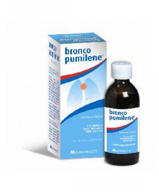 Broncopumilene Sciroppo 200 ml - Farmalilla