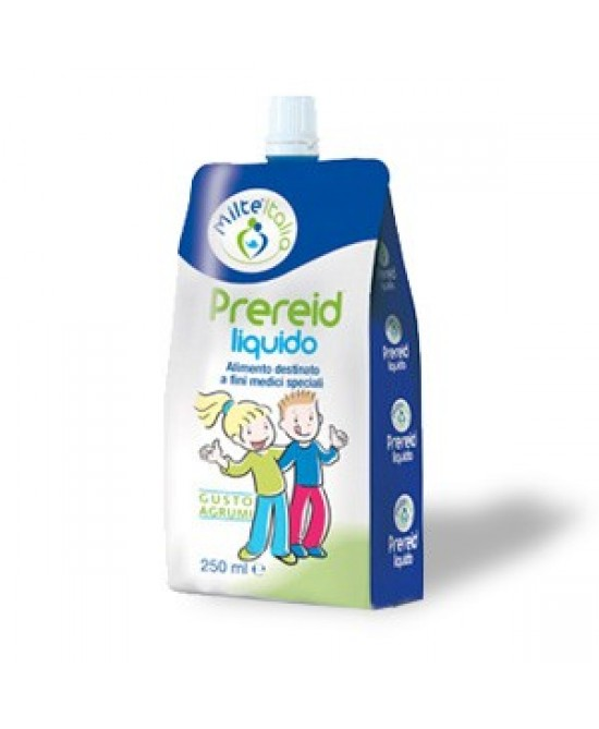 Milte Italia Prereid Liquido 6 Brick 250ml - Farmafamily.it